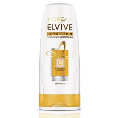 Loreal Elvive cremespoeling re nutrition