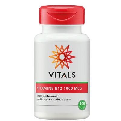 Vitals Vitamine B12 methyl 1000 mcg