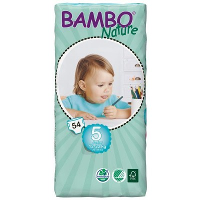 Bambo Babyluier junior 5 12-22 kilogram