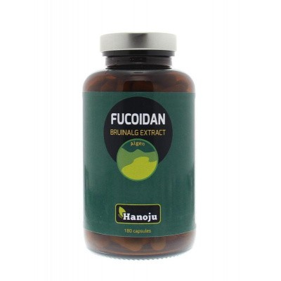 Hanoju Fucoidan bruinalg 600 mg