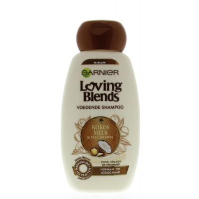 Garnier Loving blends shampoo cocos