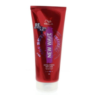 New Wave Wet look gel extra strong