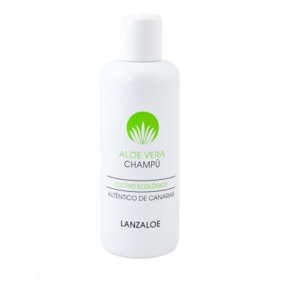 Lanzaloe Aloe vera shampoo