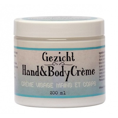 Ambachtskroon Gezicht hand & bodycreme