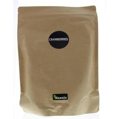 Hanoju Cranberries paper bag