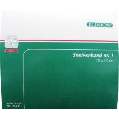 Klinion Snelverband NR1 12 x 12 CM