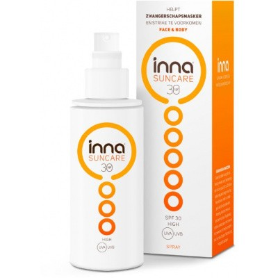 Inna Suncare face & body spray sfp 30