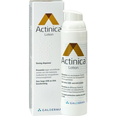 Spirig Actinica lotion SPF50+