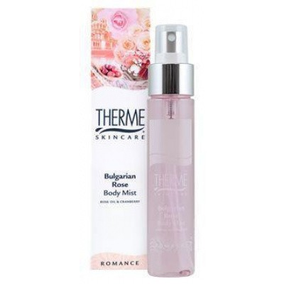 Therme Body mist Bulgarian rose