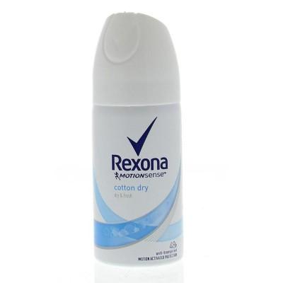 Rexona Deodorant spray cotton dry