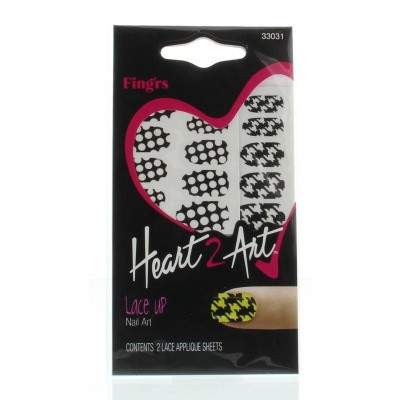 Fing RS Heart2art lace up