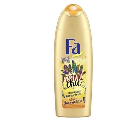FA Shower cream festival chic
