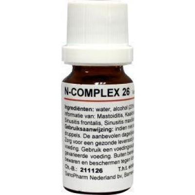 Nosoden N Complex 26 sinusit