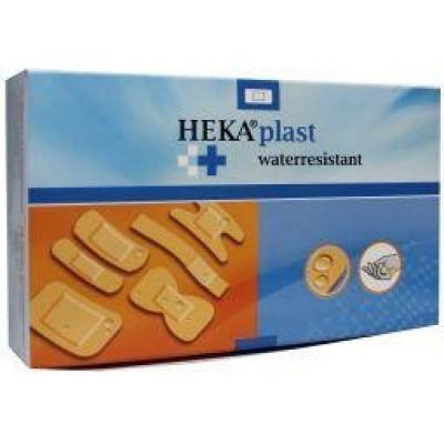 Hekaplast Pleister water resistent 50 x 76