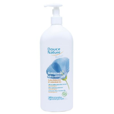Douce Nature Baby liniment zalf hypo allergeen