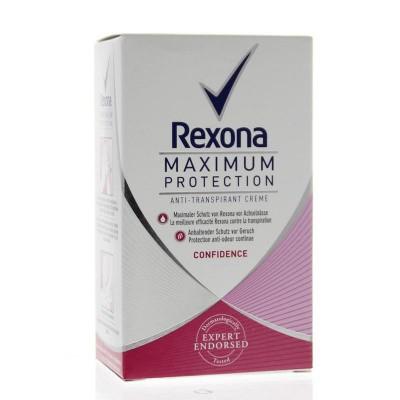 Rexona Deodorant stick max prot confidence women