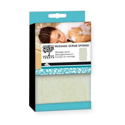 Treets Massage scrub sponge