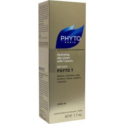 Phyto Paris Phyto 7 hydraterende dagcreme voor het haar