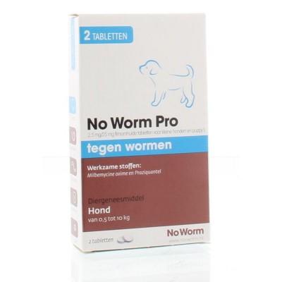 Exil No worm pro puppy