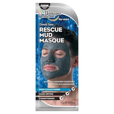 Montagne Gezichtsmasker men rescue mud masque dead sea