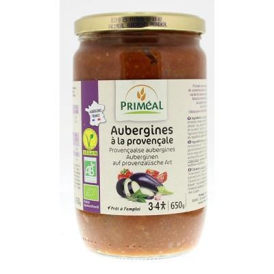 Primeal Groentemix aubergine gekookt