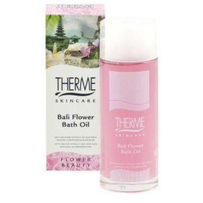 Therme Bath oil Bali flower