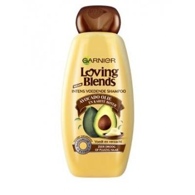 Garnier Loving blends shampoo avocado