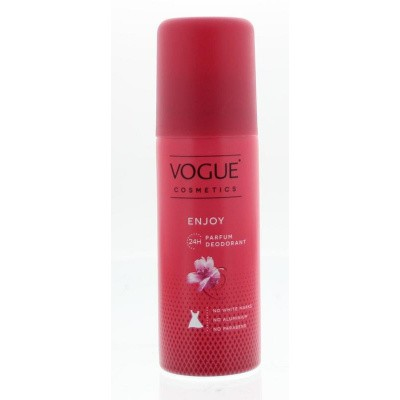 Vogue Cosmetics Parfum deodorant enjoy