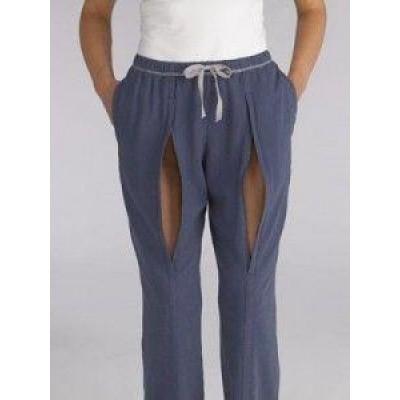 Ronwear Classic broek blauw vrouw maat S