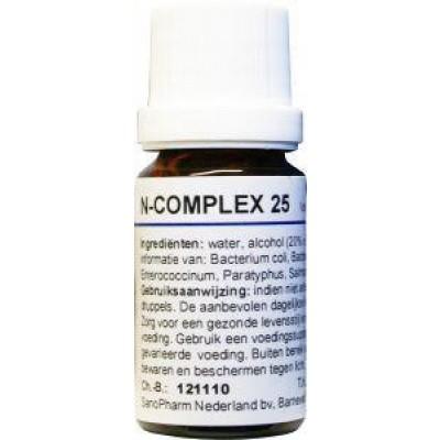 Nosoden N Complex 25 salmonel