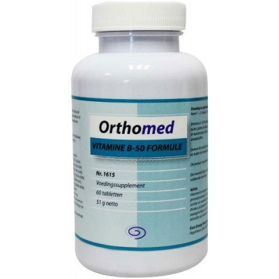 Orthomed Vitamine B50 formule
