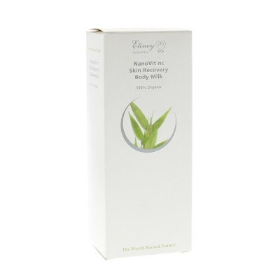Etiney Cosmetics Nanovit NC skin recover body milk