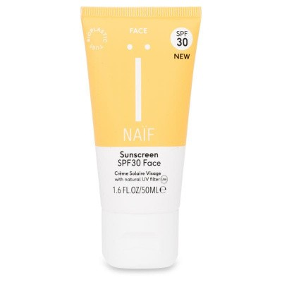 Naif Sunscreen face SPF30