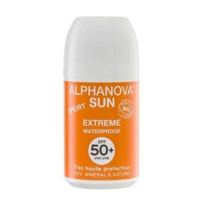 Alphanova Sun Sun roll on sport SPF50 bio
