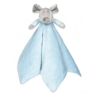 Teddykompaniet Floppy knuffeldoek blauwkleur