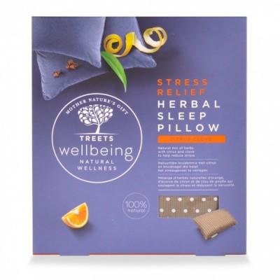 Treets Herbal sleep pillow stress relief