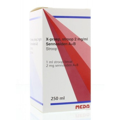 Mainit X PRAEP siroop 2 mg/ml