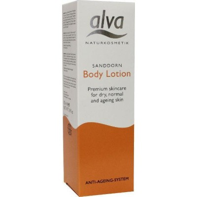 Alva Bodylotion duindoorn