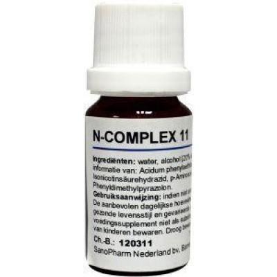 Nosoden N Complex 11 Diazepam