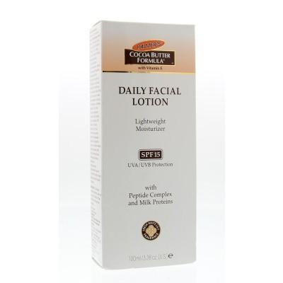 Palmers Facial lotion SPF15