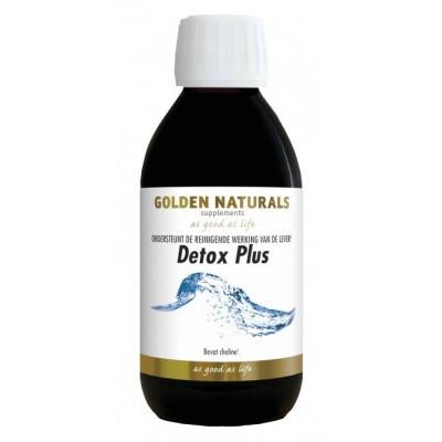 Golden Naturals Detox plus