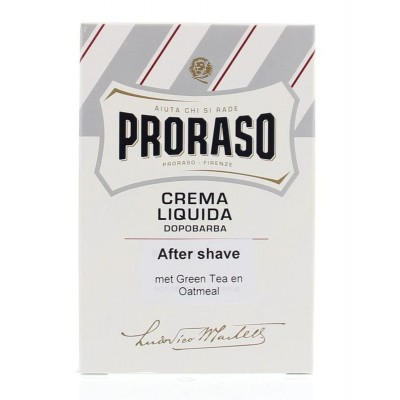 Proraso Aftershave balm groene thee