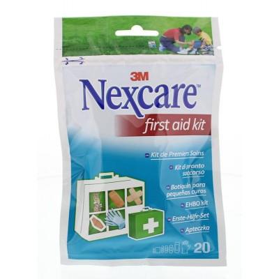 Nexcare EHBO hulp kit zak
