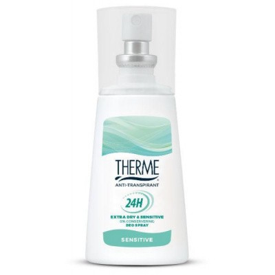 Therme Anti-transpirant sensitive verstuiver (groen)