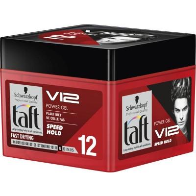 Taft V12 power gel kubus