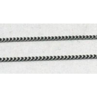 Sos Talisman SOS RVS ketting 55 cm met sluiting