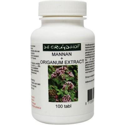 Cruydhof Mannan + origanum extract