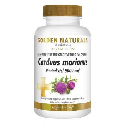 Golden Naturals Carduus marianus