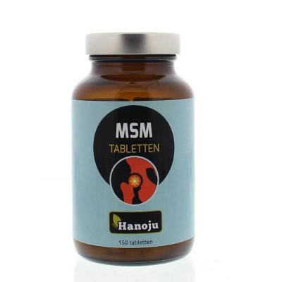 Hanoju MSM 750 mg flacon
