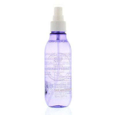 Treets Healing in Harmony bed & bodymist